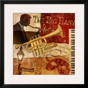 Art Conrad Knutsen 'The Big Easy' 28 x 28 (10212833)