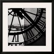 Art.com  'Clock Musee d'Orsay I'  28 x 28 (10213223)