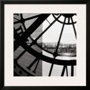 Art.com  'Clock Musee d'Orsay II'  28 x 28 (10213224)