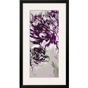Art Sally Scaffardi 'Purple Allure I' 36 x 20 (10213642)