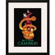 Art Leonetto Cappiello 'Bitter Campari, c.1921' 28 x 22 (10214106)