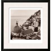 Art Alan Blaustein 'Positano Vista' 27 x 26 (10214172)