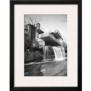 Art 'Frank Lloyd Wright, Falling Water' 26 x 21 (10214948)