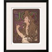 Art Alphonse Mucha 'Job, c.1898' 28 x 24 (10215212)
