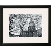 Art Erin Clark 'Independence Hall (horizontal)' 19 x 24 (10217959)