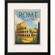Art Anderson Design Group 'Rome, Italy' 24 x 20 (10219445)