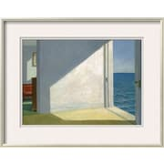 Art Edward Hopper 'Rooms by the Sea' 28 x 35 (10551888)