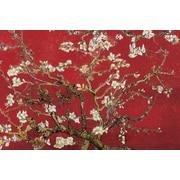 Art Vincent van Gogh 'Almond Blossom (Red)' 24 x 36 (10650890)