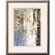 Art T30Gallery 'Brown And Grey Abstract Art Painting' 29 x 23 (12419357)