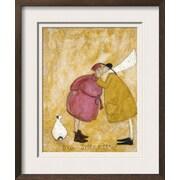 Art Sam Toft 'Big Smackeroo!' 22 x 18 (12589851)