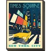 Art Anderson Design Group 'Times Square: New York City' 18 x 16 (12591501)
