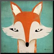 Art Ryan Fowler 'Fox' 12 x 12 (13125195)
