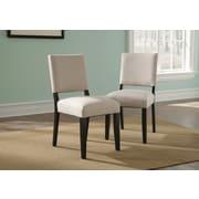Sauder Shoal Creek Parsons Chair (Set of 2)
