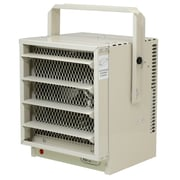NewAir 240V Hardwire Garage Heater, White (G73)