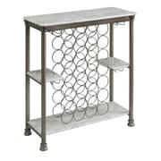 Home Styles Orleans 28 Bottle Wine Rack; Faux Marble