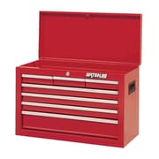 Waterloo Industries Shop Series 26'' Wide 7 Drawer Chest