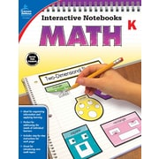 Interactive Notebooks Math Kindergarten Resource Book Paperback (104645)