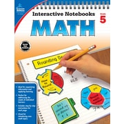 Interactive Notebooks Math Grade 5 Resource Book Paperback (104650)