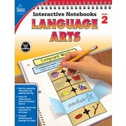 Interactive Notebooks Language Arts Grade 2 Resource Book Paperback (104653)