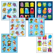 Carson-Dellosa Prize Pack Sticker Set Multi-Color (144555)