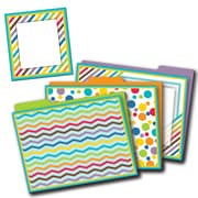 Carson-Dellosa Color Me Bright Multi-Color Office Decor Set (144934)