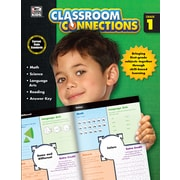 Classroom Connections Grade 1 Workbook Paperback (704638)