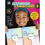 Classroom Connections Grade 3 Workbook Paperback (704640)