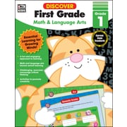 Discover First Grade Workbook Paperback (704890)