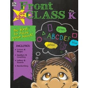 Thinking Kids Front of the Class Prekindergarten Workbook Paperback (704940)