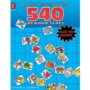 All Thru the School Year Sticker Book Paperback (0742409600)