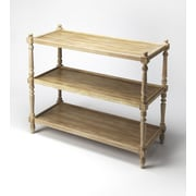 Butler Rothwell Console Table; Driftwood