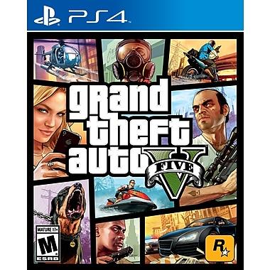 Grand Theft Auto V, Replen, PS4