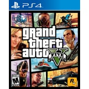 Grand Theft Auto V, Replen, PS4