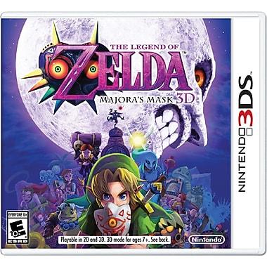 The Legend Of Zelda Majoras Mask 3D, 3DS