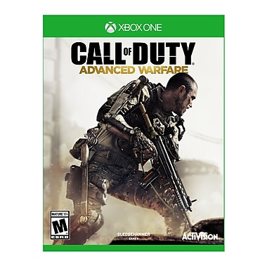 Xbox One Call Of Duty: Advanced Warfare, English