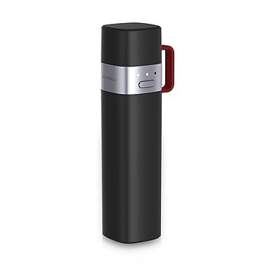 MiPow SPL06BK Power Tube 3000mAh Lightning with JuiceSync, Black