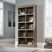 Sauder Barrister Lane 75'' Cube Shelving Unit; Salt Oak