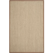 Safavieh Natural Fiber Natural/Light Brown Area Rug; 9' x 12'