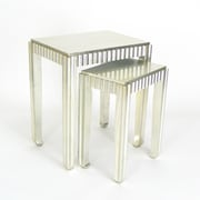 Wayborn 2 Piece Nesting Table Set I