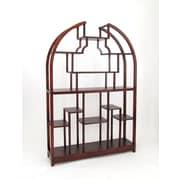 Wayborn Etagere 72'' Accent Shelves Bookcase