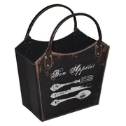 Entrada Basket Bag w/ Handle
