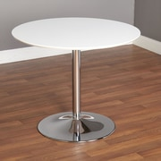 TMS Pisa Dining Table; White