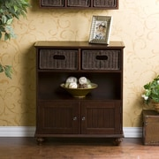 Wildon Home   Belmeade Storage Console in Espresso