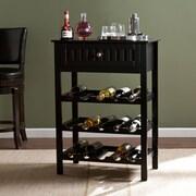 Wildon Home   Heartland 15 Bottle Floor Wine Rack