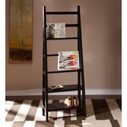 Wildon Home   Simon Anywhere Storage Display Ladder Shelf