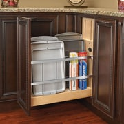 Rev-A-Shelf 5'' Tray/Foil and Wrap Pullout Organizer