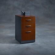 Sauder Via 3-Drawer Mobile Pedestal
