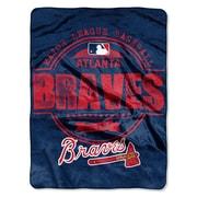 Northwest Co. MLB Atlanta Braves Structure Throw