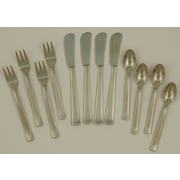 Ginkgo Stainless Steel Norse 12 Piece Accessory Set