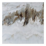 Madison Park Signature 'Natural Mineral' by Blakely Bering Painting Print on Canvas